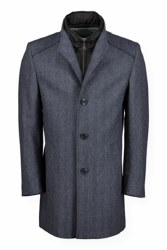 S4 Long Wool Coat