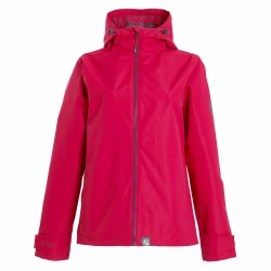 Weirdfish Tia Waterproof Jacket 10 Pink