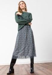 Bianca Belea Print Skirt