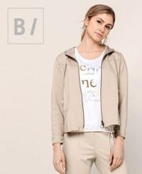 Binca Cini Hooded Jersey Jacket