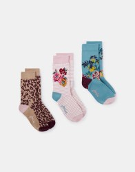 Joules Brill Bamboo Socks