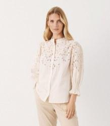 Part Two Kilja Broderie Shirt