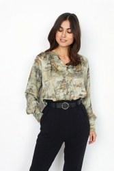 Soya Concept Talisa Print Shirt