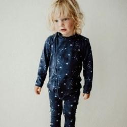 Stork & Co. Sleepsuit & Bonnet Set