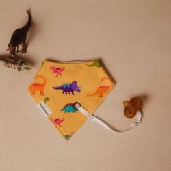 Stork & Co. Driible Bib wih Clip