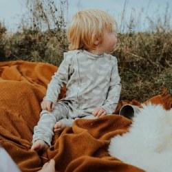 Stork & Co Zippy Sleepsuit