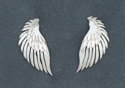 Charlie Harrison Wing Stud Earrings