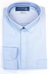 Fishers Plain Button Down Shirt XXL Blue