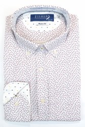 Fishers Floral Shirt L White