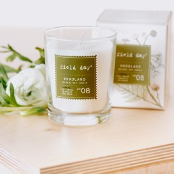 Field Day Candle - Woodland