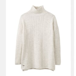 Joules Fallon Cable Kni Jumper 14