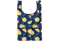 Ladelle Eco Recycled PET Shopping Bag Lemons