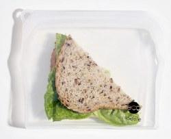 Ladelle Eco Store It Zip Lock Bag Sandwich