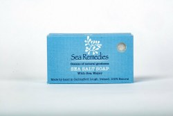 Sea Remedies Soap Sea Salt Soap with Sea Water