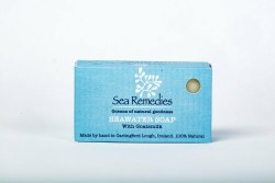 Sea Remedies Soap Seawater Soap with Goatsmilk