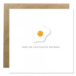 Bold Bunny Egg-celent Birthday