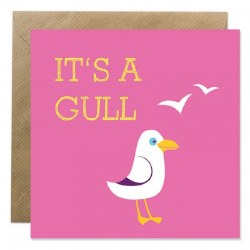 Bold Bunny It's A Gull
