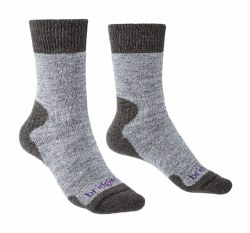 Bridgedale Summit Socks S Grey