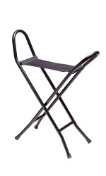 Charles Buyers Canvas Seat Stick