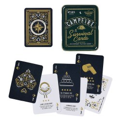 Gentleman's Hardware Campfire Survival Cards