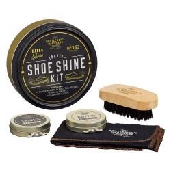 Gentleman's Hardware Travel Shoe Shine Kit