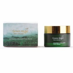 Green Angel Seaweed & Collagen Face Cream