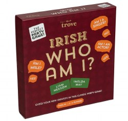 Irish Who Am I?