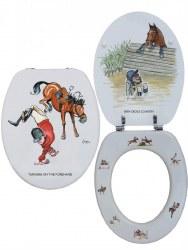 Looprints Horses Loo Seat