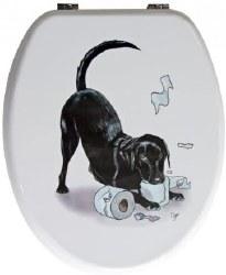 Looprints Labrador Puppy Loo Seat