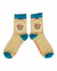 Powder A-Z Socks W