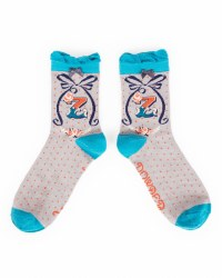 Powder A-Z Socks Z