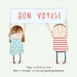 Rosie Made A Thing - Bon Voyage