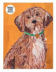 Pooch Double Sided Puzzles Cockapoo