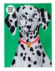 Pooch Double Sided Puzzles Dalmation