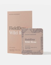Field Day Scented Freshener - Wild Rose