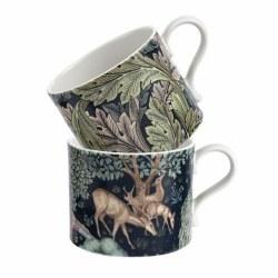 Spode Morris & Co Mug Set - Brook & Acanthus