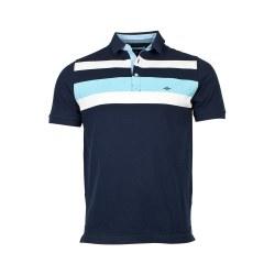 Baileys Hoop Poloshirt L Aqua