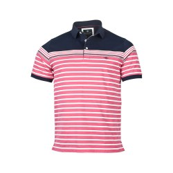 Baileys Hoop Poloshirt XXL Pink