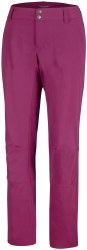 Columbia Saturday Trail Trousers 18 Wine Berry