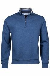 Baileys Quarter Zip Sweatshirt M Blue
