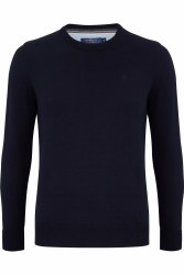 Benetti Crew Neck Jumper M Navy