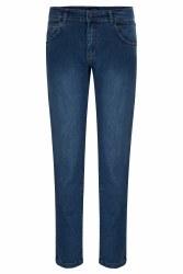 Benetti Diego 5 Pocket Jeans 32R Mid Wash