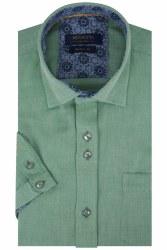 Benetti Rory Short Sleeve Shirt M Mint