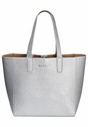 Bianca Shopper Bag Silver/Gold