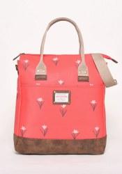 Brakeburn Tulip Shopper Red