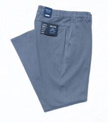 Bruhl Catania Pin Head Trousers 44S Navy