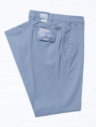 Bruhl Montana Superlight Trousers 32R Grey Blue-660