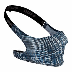 Buff Filter Mask Adults Bluebay