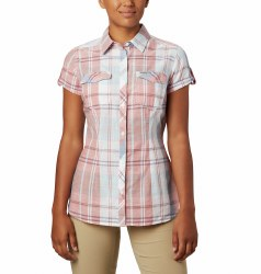 Columbia Camp Henry Shirt L New Moon
