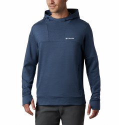 Columbia Maxtrail Long Sleeve Midlayer L Dark Mountain